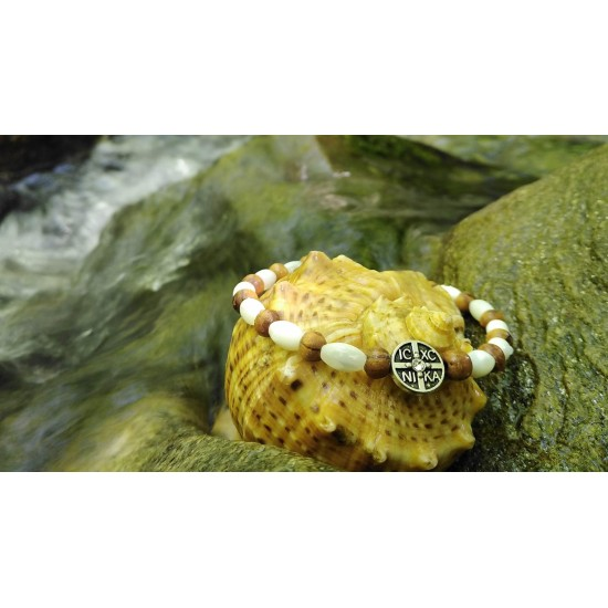 Handmade Pearl Bracelet from Bethlehem