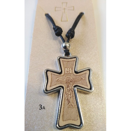 Double-Sided Neck Cross
